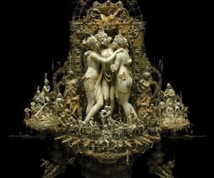 art, Kris Kuksi, and the three disgraces image