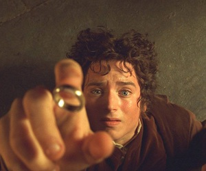 lord of the rings, frodo, and elijah wood image
