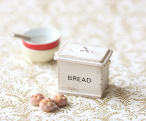 antique, bread, and kitchen image
