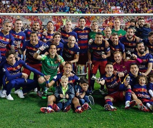 Barcelona and fcb image