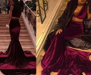 prom dress and Prom image