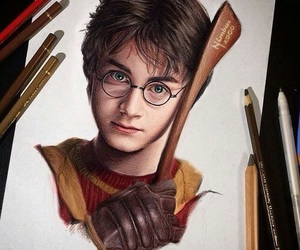 harry potter and dibujo image