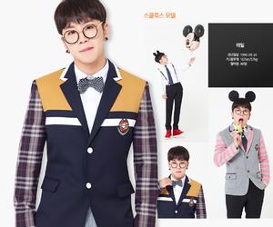 block b, zico, and kyung image