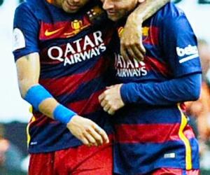 messi, neymar jr, and neymessi image