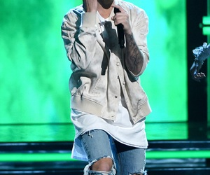 justin bieber and bbma image