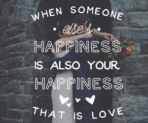 love, frases, and happiness image