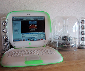 apple, g3, and ibook image