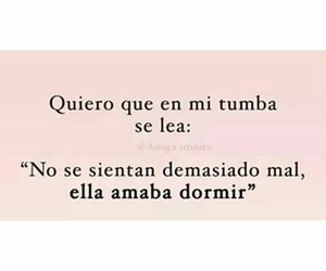 frases and dormir image