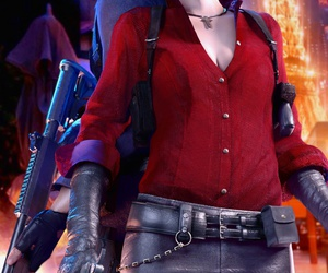 resident evil, re6, and ada image