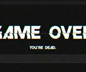 dead and game over image