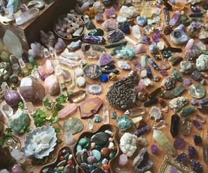 crystal and stones image