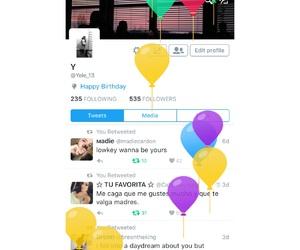 happy birthday to me, feliz cumpleanos, and its my birthday image