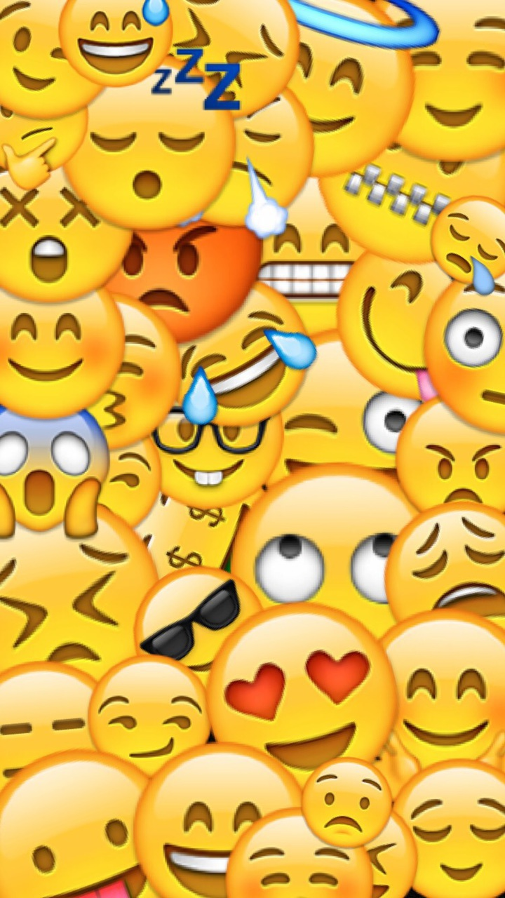 Emojis Wallpaper Iphone Shared By It S Johanna
