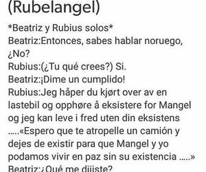 rubelangel image