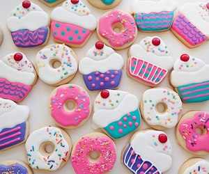 sweet and donut image