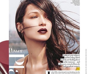 cover and bella hadid image