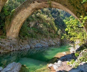 nature, italy, and beauty image