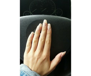 fashion, look, and manicure image