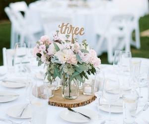 decorations and wedding image