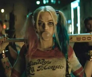 suicide squad, harley quinn, and margot robbie image