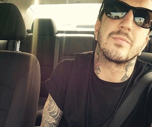 of mice and men, austin carlile, and band image