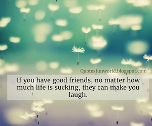 friendship, quotes, and true friends image