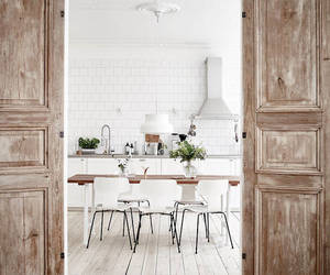 kitchen, decor, and home image