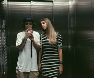 couple, tropic, and ocan image