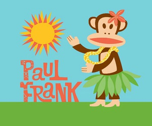 california, hawaii, and paul frank image
