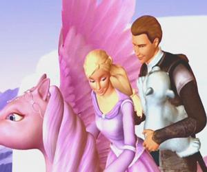 barbie, aidan, and annika image