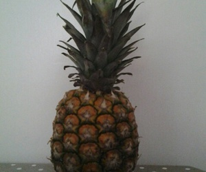 pineapple, summer, and stylé image