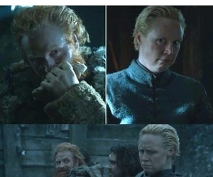 got, game of thrones, and brienne image
