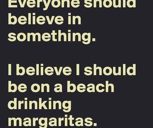 alcohol, summer, and beach image