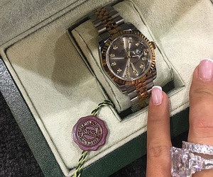 beauty, rolex, and classy image