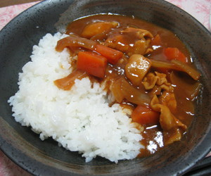 curry and food image