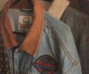 jacket, indie, and vintage image