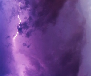 purple, sky, and violet image