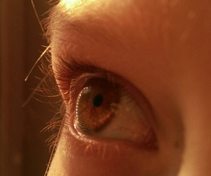eye, hazel, and light image