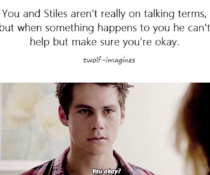 imagine, teen wolf, and imagines image