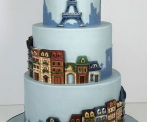 cake, delicious, and party image