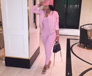 fashion, pink, and blac chyna image