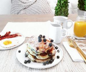 breakfast, tumblr, and food image