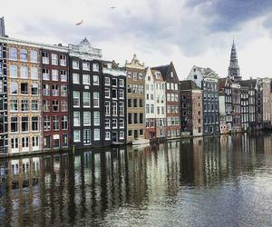 amsterdam, city, and london image