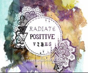 positive, vibes, and breathe image