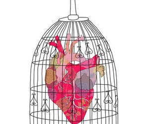 cage heart image