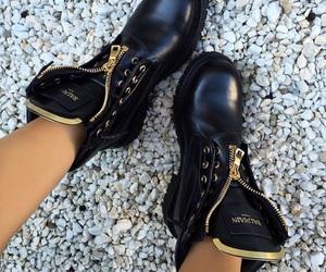 design, Balmain, and shoes image