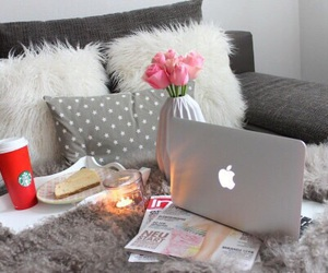 girl, room, and decor image