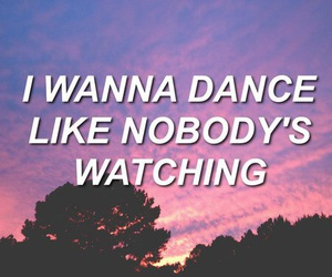 quote, dance, and aesthetic image