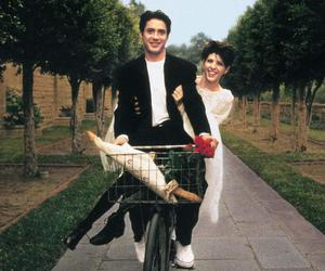 robert downey jr, only you, and marisa tomei image