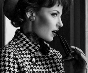 black and white, bw, and classy image